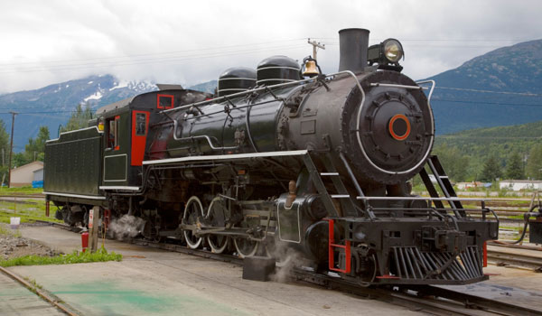 Winnipesaukee Scenic Railroad at New Hampshire